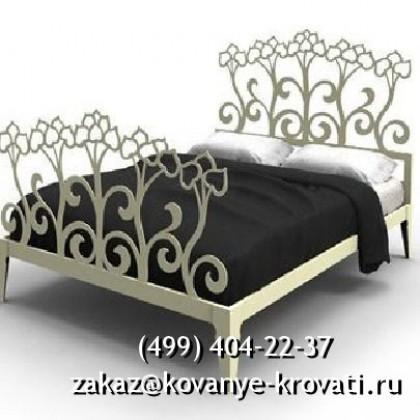 Кованая кровать Шестейн 1