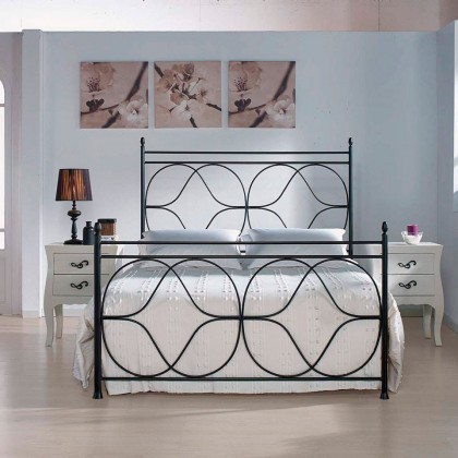 Кованая кровать Сигна 1