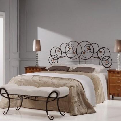 Кованая кровать Сольгри 1