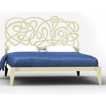 Кованая кровать Танза