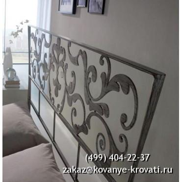 Кованая кровать Таса