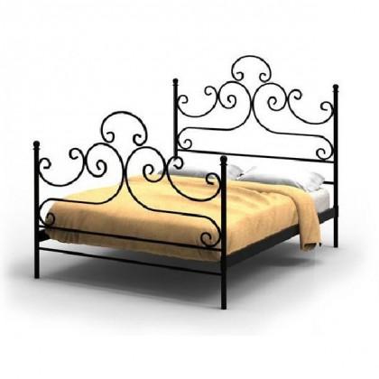 Кованая кровать Теасла 1