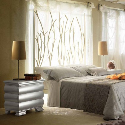 Кованая кровать Тенил 1