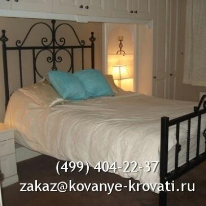Кованая кровать Трисстал 1
