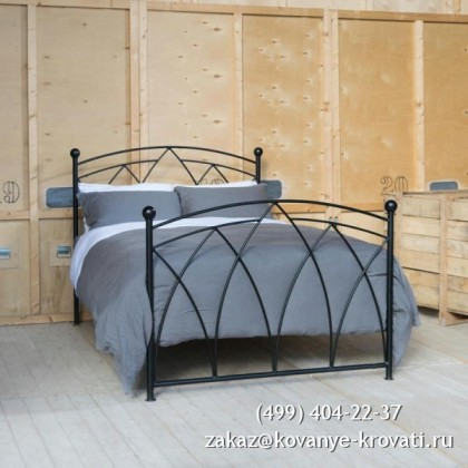 Кованая кровать Вадхильдис 1