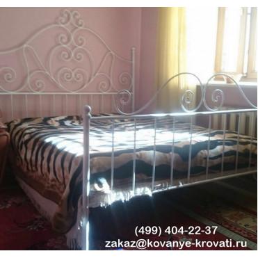 Кованая кровать Вирджиния
