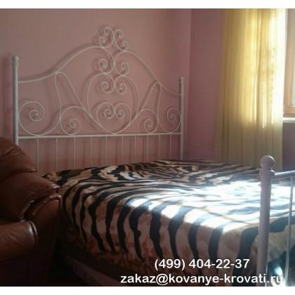 Кованая кровать Вирджиния 1