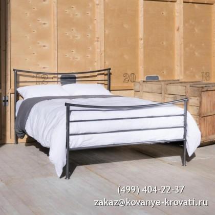 Кованая кровать Волард 1
