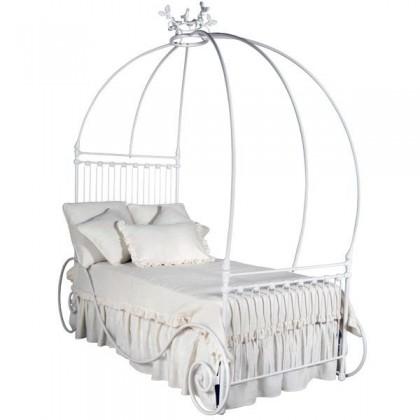 Кованая кровать Бронинго 1
