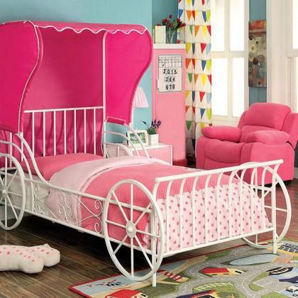 Кованая кровать Куно 1
