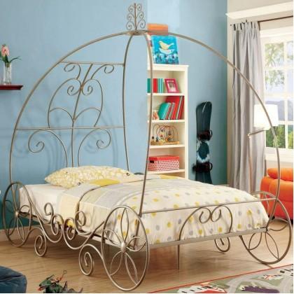 Кованая кровать Марстал 1