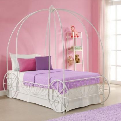 Кованая кровать Руобрин 1