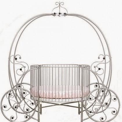 Кованая кровать Витхильдис 1