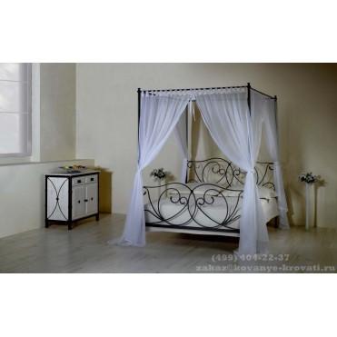 Кованая кровать Адальбина