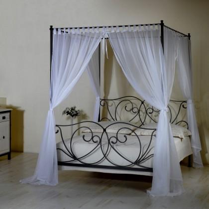 Кованая кровать Адальбина 1