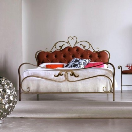 Кованая кровать Адоль 1