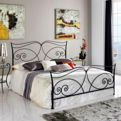 Кованая кровать Алдеоли 1