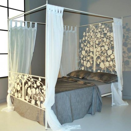 Кованая кровать АннаИр 1