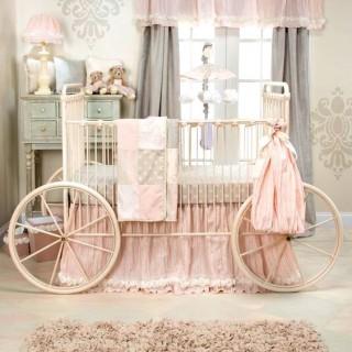 Кованая кровать Атильм