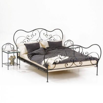 Кованая кровать Бертаиес 1