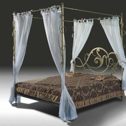Кованая кровать Бронде 1
