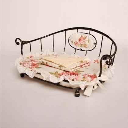 Кованая кровать Андцу 1