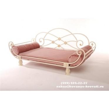 Кованая кровать Баисан