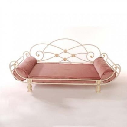 Кованая кровать Баисан 1