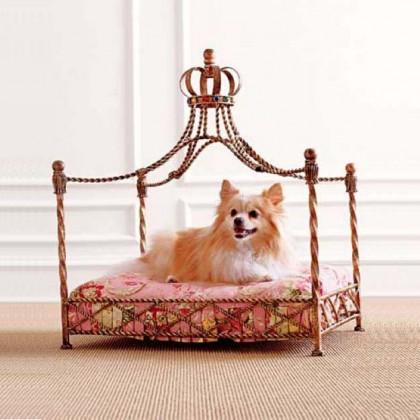 Кованая кровать Эно 1
