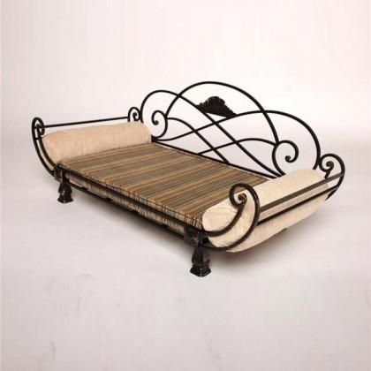 Кованая кровать Гастива 1