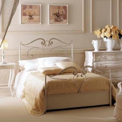 Кованая кровать Джотэ 1
