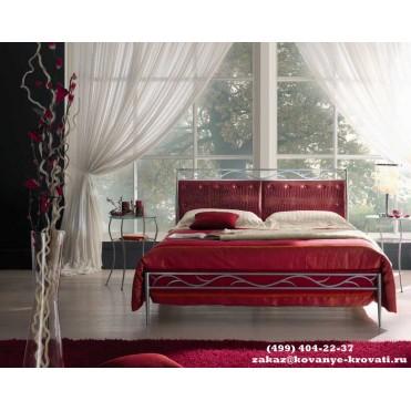 Кованая кровать Эйдор