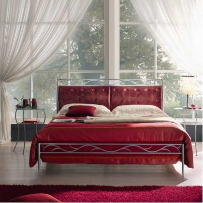 Кованая кровать Эйдор 1