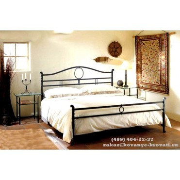 Кованая кровать Эльстан