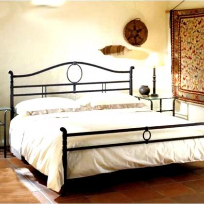Кованая кровать Эльстан 1