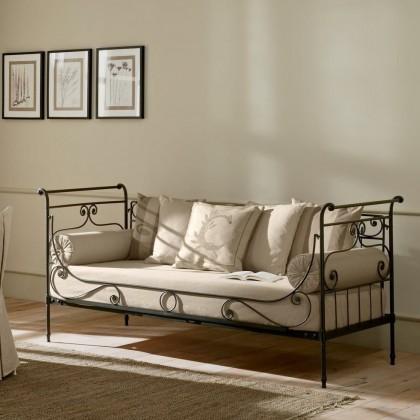 Кованая кровать Эусуль 1