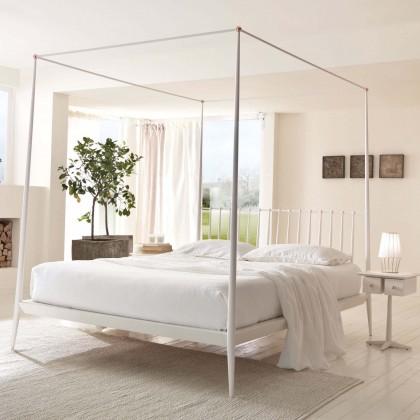 Кованая кровать Гордегар 1