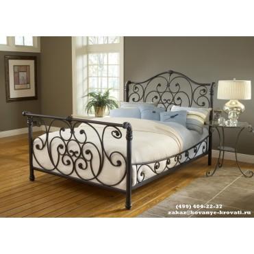 Кованая кровать Хардаса