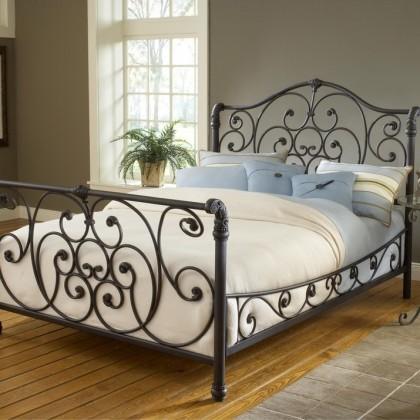 Кованая кровать Хардаса 1
