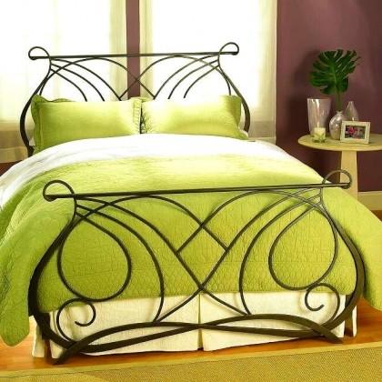 Кованая кровать Хидьдган 1