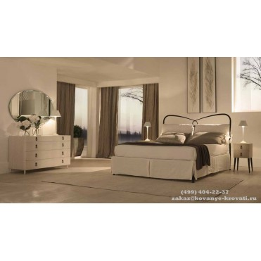 Кованая кровать Хротон
