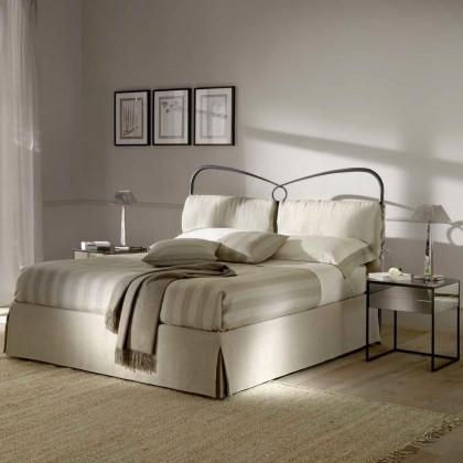 Кованая кровать Хротон 1