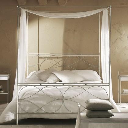 Кованая кровать Изери 1
