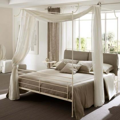 Кованая кровать Кюродо 1