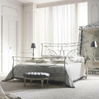 Кованая кровать Ладога