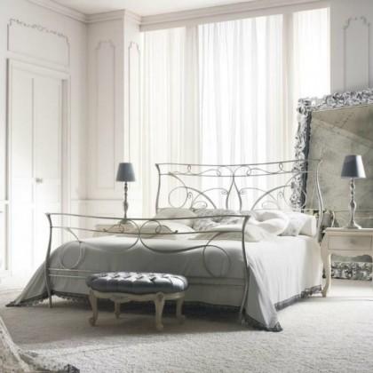 Кованая кровать Ладога 1