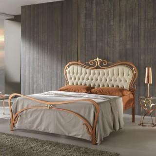 Кованая кровать Легис