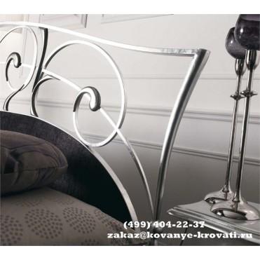 Кованая кровать Лиоль