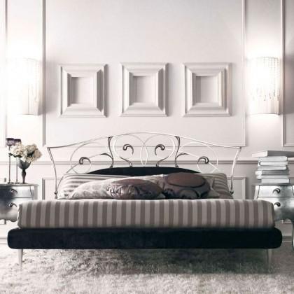 Кованая кровать Лиоль 1