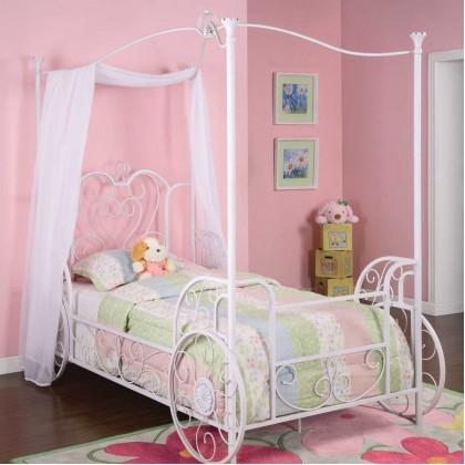 Кованая кровать Ниули 1